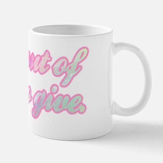 fucks Mug