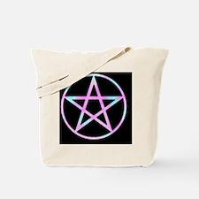 Candygram Pastel Pentacle bl Tote Bag