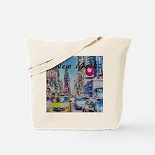 NY_10x10_TimesSquare Tote Bag