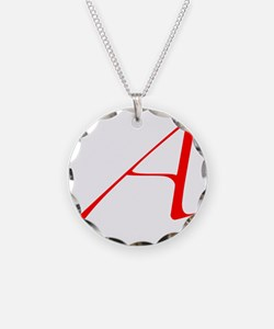 Dawkins Scarlet Letter Athei Necklace