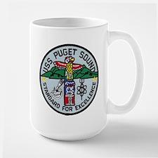 USS PUGET SOUND Mugs