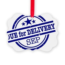 Delivery-SEPclr Ornament