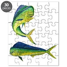Mahi x 2 Puzzle