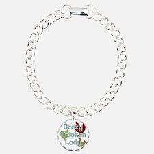 Crazy Chicken Lady Bracelet