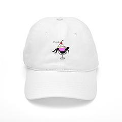 A' la mode Baseball Cap