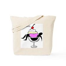 A' la mode Tote Bag