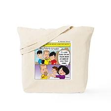 SpaceTrekLarge Tote Bag