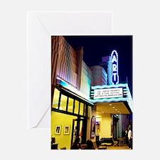 Historic Landmark / Art Theatre / Lo Greeting Card