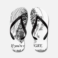 Pay Attention Flip Flops