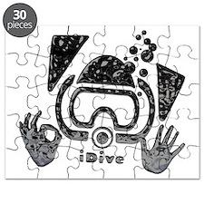 idive ok blk latex Puzzle