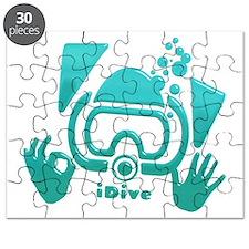 IDive OK Aquamarine 2012 Puzzle