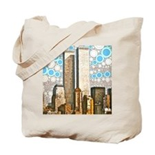 Twin Towers 1995 Tote Bag