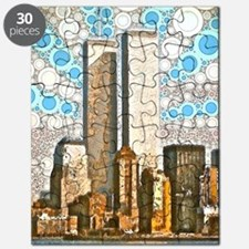 Twin Towers 1995 Puzzle