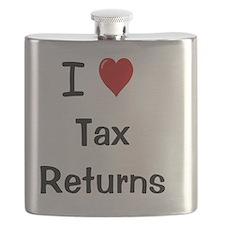 I Love Tax Returns Flask