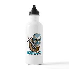 Bearded Skull Water Bottle