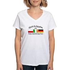 Polish-Irish-German Shirt