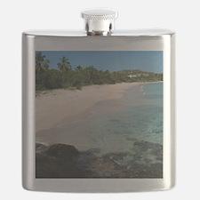 coconut beach Flask