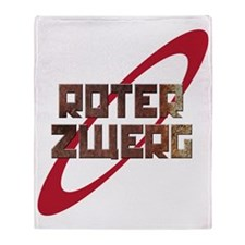 Roter Zwerg Mining Corporation Throw Blanket