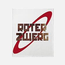Roter Zwerg Mining Corporation Throw Blanket