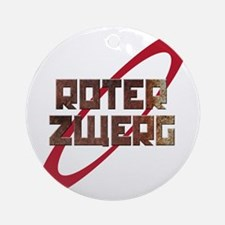 Roter Zwerg Mining Corporation Round Ornament