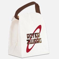 Roter Zwerg Mining Corporation Canvas Lunch Bag