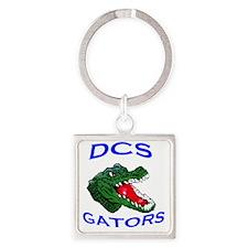 Big DCS Square Keychain