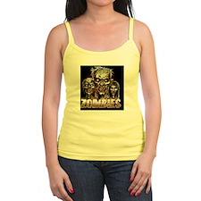 zombies_shower Ladies Top