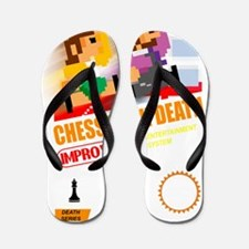 8 bit Chess With Death Flip Flops