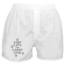 KeepCat_K_DUO Boxer Shorts