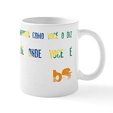 MS is BS Portuguese Mug