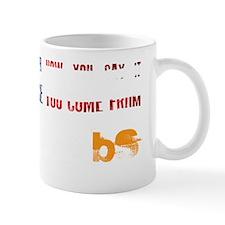 MS is BS (USA) Mug