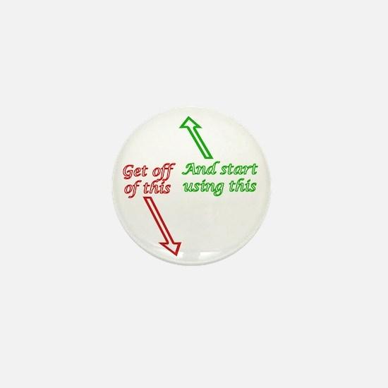SuccessBack Mini Button
