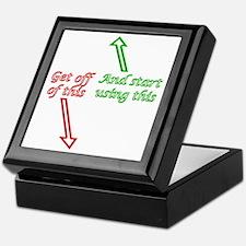 SuccessBack Keepsake Box