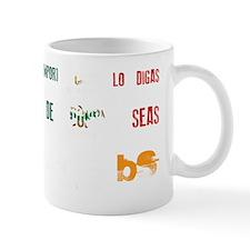 MS is BS (Mexico) Mug