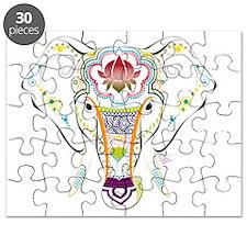 Jewel Elephant Puzzle
