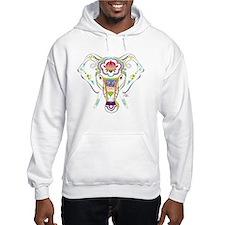 Jewel Elephant Hoodie