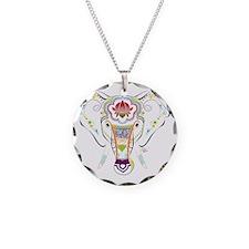 Jewel Elephant Necklace