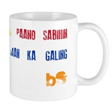MS is BS in Tagalog Mug