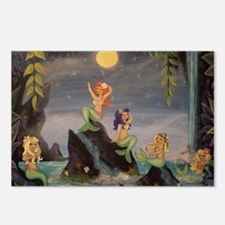Mermaid Lagoon Postcards (Package of 8)