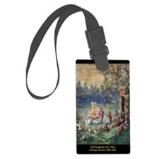 0__0015_Old Hungarian Fairy Tale Luggage Tag