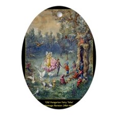 0__0015_Old Hungarian Fairy Tales Mo Oval Ornament