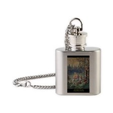 0__0015_Old Hungarian Fairy Tales M Flask Necklace