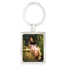 0__0010_â??The Princess and the  Portrait Keychain