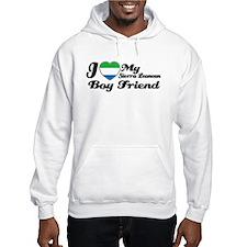 Sierra Leonean boy friend Hoodie