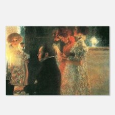 schubert-at-the-piano-ii  Postcards (Package of 8)