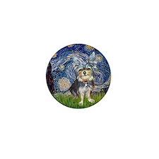 Starry-AustralianTerrier2 Mini Button