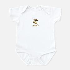 peanut Infant Bodysuit