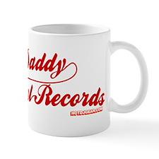 My Daddy Plays Vinyl Records Mug