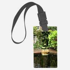 the Fountain Luggage Tag