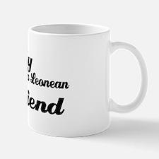 Sierra leonean girl friend Mug